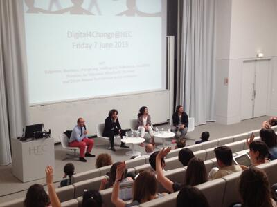 Digital4change- HEC Paris